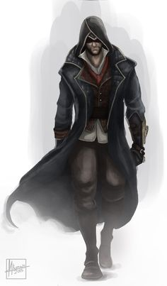 Jacob Frye- AC Syndicate by Mayank94214.deviantart.com on @DeviantArt