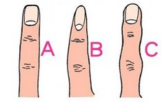 How Your Finger Shape Determines Your Personality And The Risks In Your Health - ArtikuloUno Nail Health Signs, Gel Nails Shape, Finger Meaning, No Carb Food List, Big Finger, Types Of Manicures, Acrylic Nail Shapes, American Sign Language, Hand Care