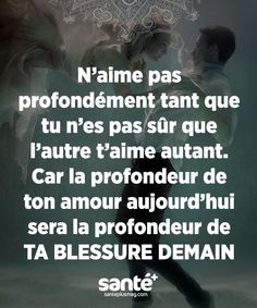 63 best Ideas for quotes love hurts simple Words Quotes, Life Quotes, Sayings, Plus Belle Citation, French Quotes, Love Hurts, Some Words, Decir No, Best Quotes