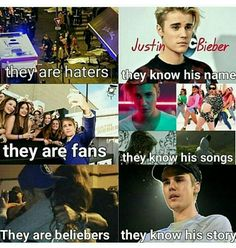 Beliebers always and forever!