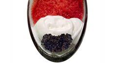 Bob Noto Food Pics | Ferran Adrià #caviar
