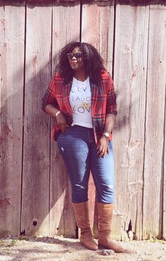 My Curves & Curls™   A Canadian Plus Size Fashion blog: The Pumpkin Patch
