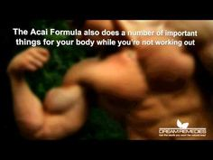 Spartan Health Acai Berry - Get ripped! Get the perfect male body with our muscle pills. Acai Fomula does a number of important things for your body while you work out (and even when your not). It's great for building lean muscle.  Additionally, Acai Fomula muscle pill increases the effectiveness of your workouts so you can build muscle definition in no time.