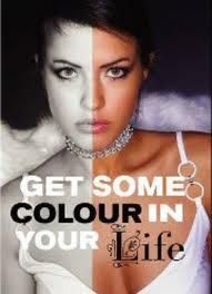 Get some colour in your life - Blondie's Tan & Spa. www.BlondiesTan.com