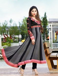 Unstitched Suit with Dupatta : SFBR14018