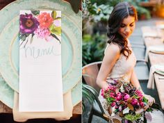 paper goods - photo by Love by Serena http://ruffledblog.com/oatlands-plantation-wedding-inspiration