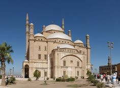 Muhammed Ali Pasha Mosque
