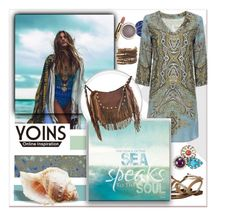 """""""Voice Of The Sea..Yoins"""" by melissa-de-souza ❤ liked on Polyvore"""