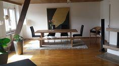 Schöne 4.5 Zimmerwohnung mit Cheminée in St. Gallen.