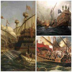 La esclavitud en las galeras españolas del siglo XVIII se componía de esclavos y forzados mezclándolos al remo en función de su fuerza física y no status.