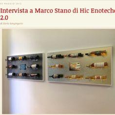 """Intervista a Marco Stano, amministratore unico della MAST Srl. Marco ci racconta la sua esperienza come #sommelier """"virtuale"""" e poi """"reale"""" presso Hic Enoteche 2.0"""