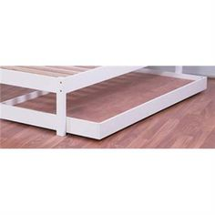 Budget Trundle In Arctic White Single | for under kura bed? Is it the right size?