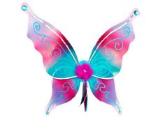 ailes turquoise/cerise 'Jewel'