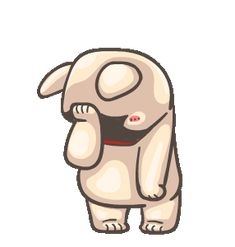 Cute Cartoon Characters, Cartoon Gifs, Bulldog Gif, Foto Gif, Cute Love Gif, Cute Memes, Cute Wallpapers, Animated Gif, Anime
