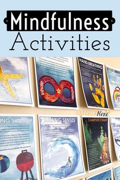 Mindful Mornings Mindfulness Activities: easy to use, scripted mindfulness activities to appeal to a wide variety of students! simple controlled breathing exercises, guided mediations, and movement-based mindfulness exercises to help them build a mindful Guided Mindfulness Meditation, Mindfulness Exercises, Mindfulness For Kids, Mindfulness Activities, Mindfulness Benefits, Mindfulness Training, Mindfulness Therapy, Mindfulness Techniques, Mindfulness Quotes