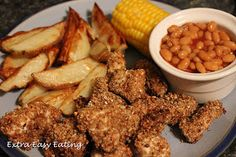 Extra Easy Eating: Slimming world KFC Could use quorn chicken pieces to make popcorn chicken Slimming World Recipes Extra Easy, Slimming World Tips, Slimming Eats, Slimming Recipes, Slimming Word, Slimming World Survival, Sw Meals, Healthy Treats, Healthy Eating