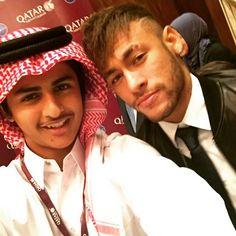 Neymar in Qatar