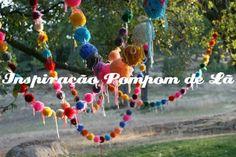 Inspiração Pompom de Lã - Senhora Inspiração! Blog