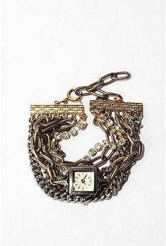 UrbanOutfitters.com > Vintage Chain Watch - StyleSays