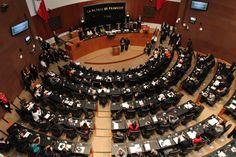 Recibe Senado Ley de Ingresos y miscelánea fiscal