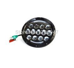 83.00$  Buy now - http://alitan.shopchina.info/1/go.php?t=32609494596 - New lauch 78W hi/lo beam headlight 7 inch round led headlight for Wrangler  #bestbuy