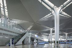 TaiYuan South Railway Station,© Shuo Ding, Chunfang Li