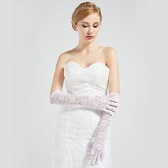 Floral Lace Gloves Stretchy Adult Size See Variations! – Long-white Material of the wedding party pageant dance gloves: lace fabric. One size fits most because of the high quality a bit stretchy lace fabric. Great wedding and dance gloves for women, which go well with wedding dress, flapper costume dress, tea party outfit, headband, pearl … Floral Lace Gloves Stretchy Adult Size See Variations! – Lon… yazısı ilk önce Party üzerinde ortaya çıktı.