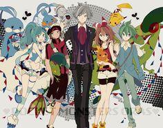 Pokemon: Omega Ruby and Alpha Sapphire Pokemon Rosa, Pokemon Mew, Pokemon Steven, Pikachu, Pokemon Ships, Pokemon Fan Art, Cute Pokemon, Zelda, Pokemon Remake