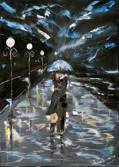 Anime, Painting, Art, Art Background, Painting Art, Kunst, Cartoon Movies, Paintings, Anime Music