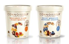 Connoiseur Gourmet Ice Cream