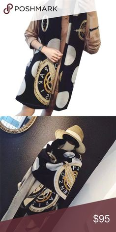 ⚜️KENZO Paris Cashmere Shawl⚜️ KENZO® Cashmere Shawl  Oversized Shawl !!  Material: Cashmere/Cotton Blend Pashmina.  Colors: Black/ Beige Size: OverSized 65cm/190cm BNWP  🕋 (Package)  (No Tags;) Kenzo Accessories Scarves & Wraps