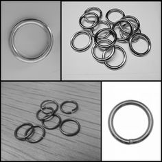 DButtonshop's Product #Chapter5 #Rings #Loops #Series #ItemName Casting O Ring and Metal O Ring #RawMaterialAvailable Zinc Alloy and Steels #ThePrice of these products is based on : The #Thickness of Raw Material, #Size length inside and width inside of these products, and #Colouring Type. #AvailableCustomLogo Just from Zinc Alloy Material.#MinimumOrderQuantity 7.200 Pcs #CustomSize #ContactUs #Whatsapp +6285222488486 #AksesorisGarment #GarmentAccessories #RingBesi #RingCasting #RingCor…