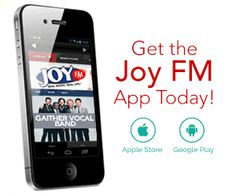Joy FM is real music for real life.  Join us as we celebrate all that's good in radio!