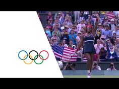 Serena Williams Wins Women's Singles Gold - London 2012 Olympics