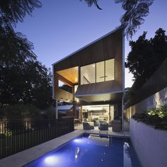 Smart Conversion Transforms Pre-War Cottage In Brisbane Into A Breezy Modern Home