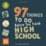 Love this book - a bucket list for high school students. And author Erika Stalder is kind of a rock star...