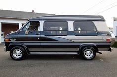Chevy Conversion Van, Conversion Vans For Sale, Chevrolet Van, Dodge Van, Vanz, Honda Bikes, Ford Lincoln Mercury, Cool Vans, Van For Sale
