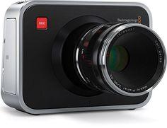 Black Magic Cinema Camera, coming in July!