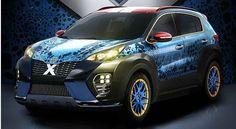 Kia Sportage X-Car, un avance de X-Men Apocalipsis - http://autoproyecto.com/2015/12/kia-sportage-x-car-un-avance-de-x-men-apocalipsis.html?utm_source=PN&utm_medium=Vanessa+Pinterest&utm_campaign=SNAP