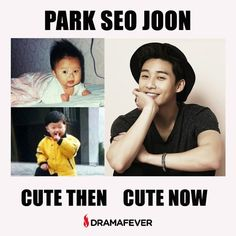 Watch the ever-adorable Park seo Joon in she Was Pretty on Dramafever!
