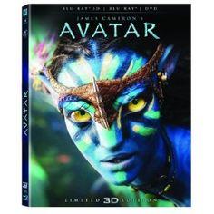 Avatar - Blu-ray 3D + Blu-ray + DVD - 2 disques Blu-ray: Amazon.fr