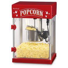 http://www.homekitchennyc.com/category/Popcorn-Machine/ West Bend Theater Popcorn Maker Machine