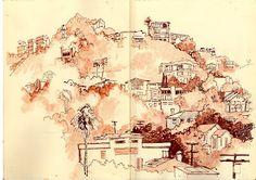Stephen Gardner, via Urban Sketchers
