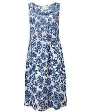 Rosina Pintuck Linen Dress - East Clothing