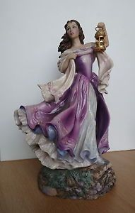 Franklin-Mint-limited-edition-figurine-Catherine-Wuthering-Heights