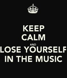 Music quote keep calm. Lose yourself in the music.  Pocketful of Soul Sydney music entertainment Wedding band