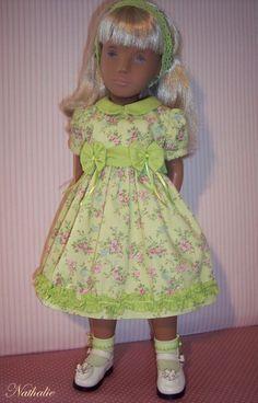 Tenue pour poupée Sasha. Outfit for Sasha doll.