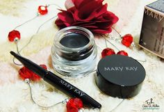 Delineador em Gel Black Mary Kay
