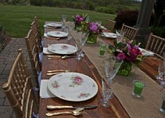 Rochester Wedding Magazine presents Petunia Rose Vintage China in Rochester, New York