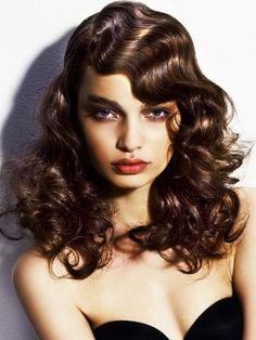Highlights for Brunette Hair 2012